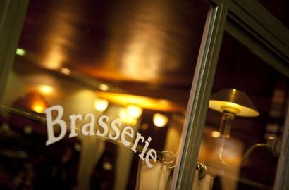 Paris Restaurants: Brasseries