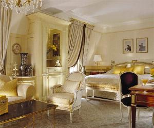hôtel de luxe 5 etoiles paris