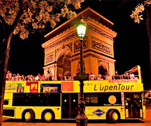 Tour - Sightseeing operators - Paris
