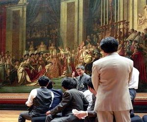 Guided visit of the Louvre Museum
