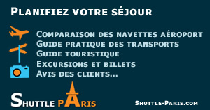 Shuttle-paris.com