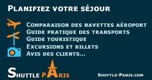 Shuttle-paris.com